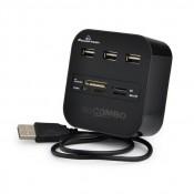 USB Hub - Card Reader (2)