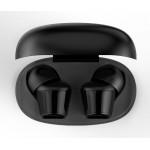 HIFUTURE earbuds FlyBuds, true wireless, με θήκη φόρτισης, μαύρα