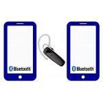 GOLF Bluetooth Headset B1, με υποστήριξη έως 2 συσκευές, White