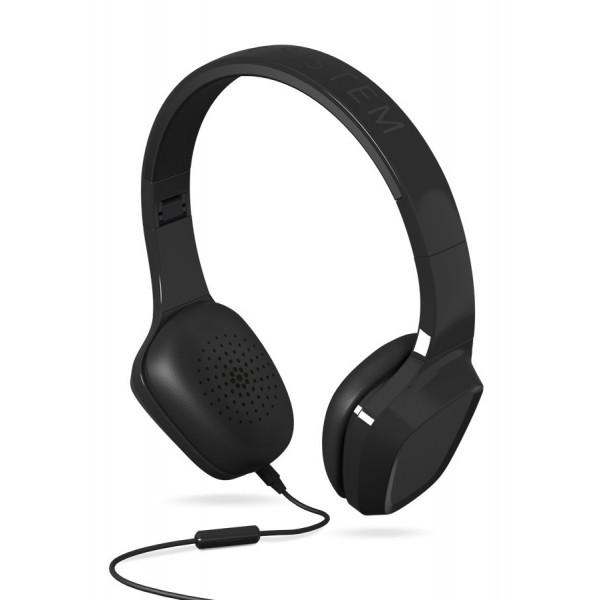 ENERGY SISTEM headphones 1 με μικρόφωνο, 40mm, 110dB, μαύρο
