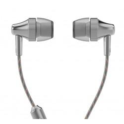 UIISII Ακουστικά Handsfree HM6 Little Gear, ασημί