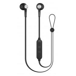 YISON Bluetooth earphones E13-BK με μικρόφωνο HD, Magnetic, 10mm, μαύρα