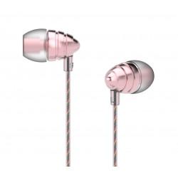 UIISII Ακουστικά Handsfree US90 Little Bee, χρυσό